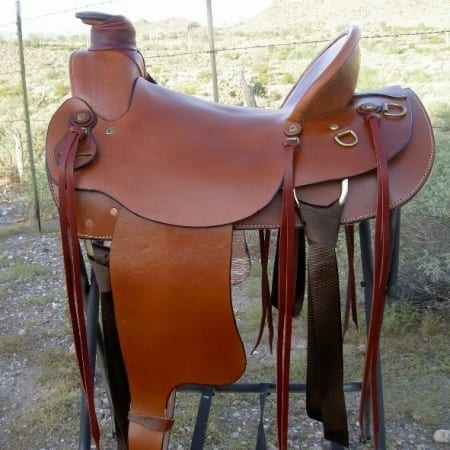 What's the Difference Between a Mule Saddle and a Horse