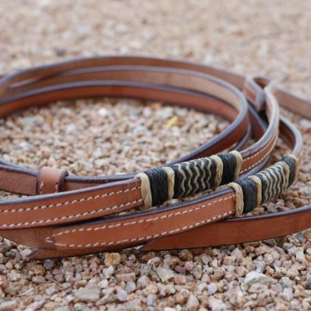 Custom Split Reins Featured-Image - Mule Ranch