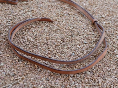 Custom Split Reins - View 7 - Mule Ranch